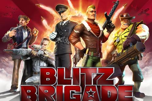 BlitzBrigade Wiki