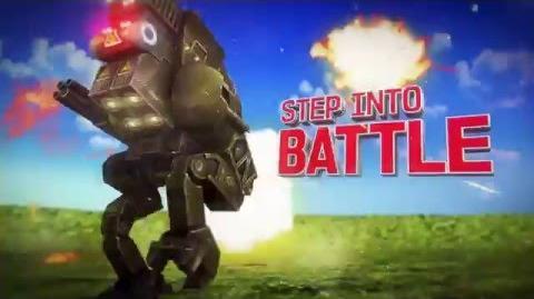 Blitz Brigade - Christmas update!