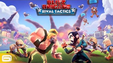 Blitz Brigade Rival Tactics Gameplay