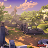 Madagascar Ruins1