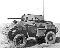 Humber Mk 4 Armoured Car