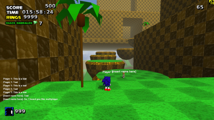 Genesis Redux Project Screenshot - 02