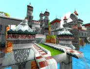 Ocean Palace Sonic World R6