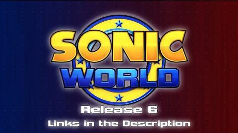 Sonic World - Release 6