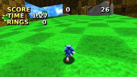 Blitz Sonic (Original) - Gameplay