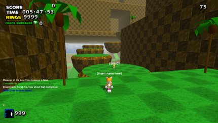 Genesis Redux Project Screenshot - 01