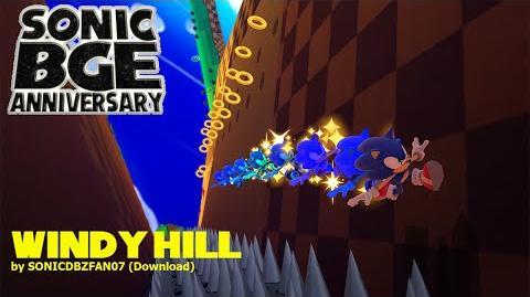 Sonic BGE Anniversary - Windy Hill (Download)