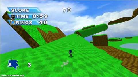 BlitzSonic Ultra - Windy Hill