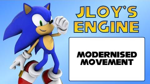 Jloy's Engine - Modernised Movement