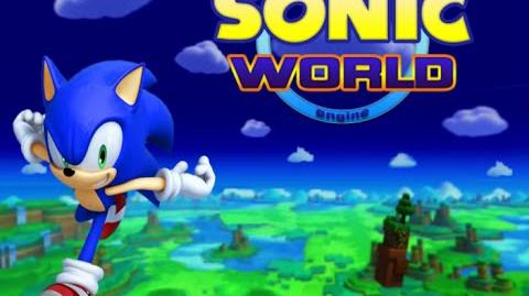 Sonic World R6 BRAND NEW STAGES !!! (download)