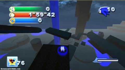 Sonic Universe DLC - Windy Hill - Cream's Emblem Charge