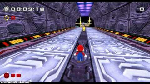 Sonic World R5 - Mario Showcase