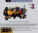 Lost Vikings, The (веб-сайт)