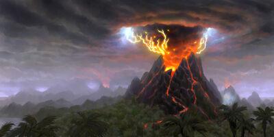 Volcano Lair