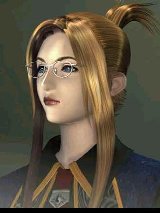 Quistis Trepe from Final Fantasy VIII : fashionvein