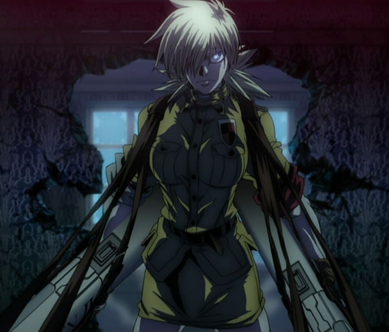 Military Hellsing Seras Victoria Fresh New Hd Wallpaper