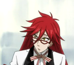 Grell Excuse Me What