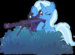 Sniper Scope Trixie
