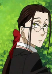 Grell Butler What