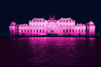 BCA Belevedere Castle Vienna