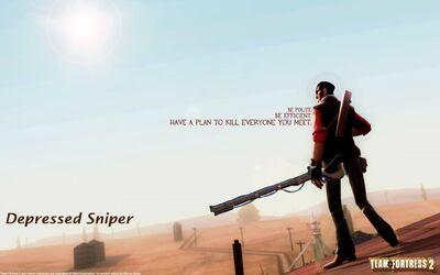 The Depressed Sniper