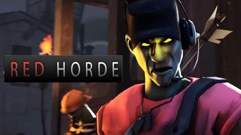 Halloween Special RED Horde (SFM)