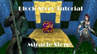 Block Story Tutorial- Miracle Stone (Location And How To Collect It)