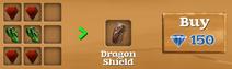 Dragon Shield Recipe