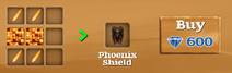 Phoenix shield craft