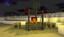 Goblin Fire pit