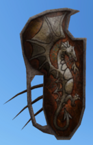 Dragon Shield Held
