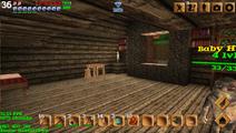 Hobbit house 1 interior