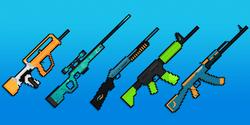 BS Оружие
