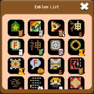 Emblem List