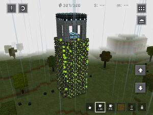 Bawse Laser Tower