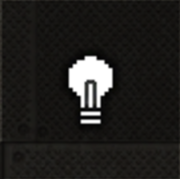 Block Fortress Light Icon