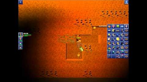 The Blockheads Ores and Minerals