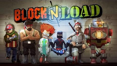 Block N Load Official Game Trailer - Launch