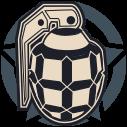 Sarge frag grenade