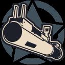 Sarge rocket launcher