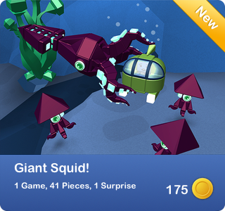 Giant Squid!