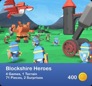 Blockshire Heroes