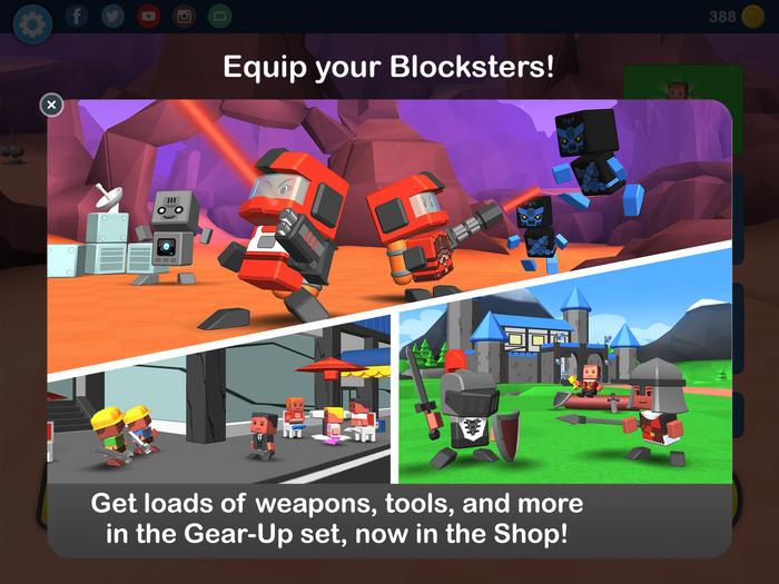 New Gear-Up set!