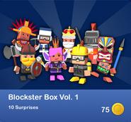 Blockster Box Vol. 1