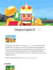 My Wikia App Demo