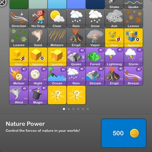 Nature Power 4