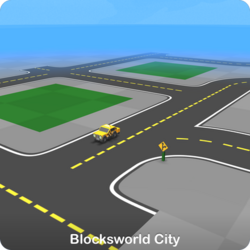 Blocksworld City