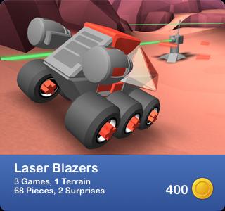 Laser Blazers