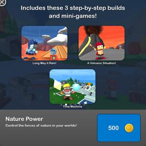 Nature Power 5