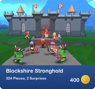 Blockshire Stronghold